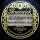 Al Jolson #2 Recorded 1924 - 1932 CD099b